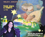 "CD cover Jordan ""from stars and angels"""