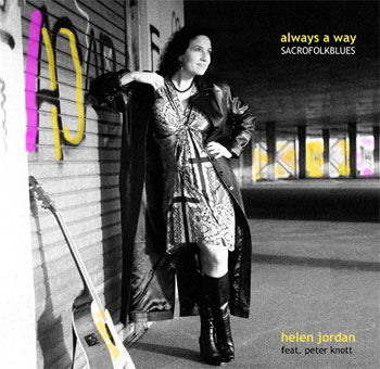 Helen Jordan CD Cover 2 always a way